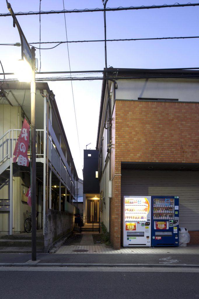 Light well House