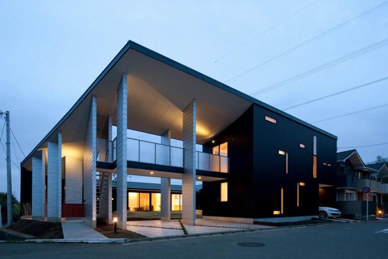地と空の家 2012