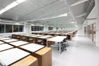 5BR / 東京工芸大学5号館(建築学科棟)改修