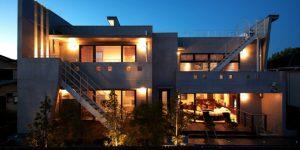 美しが丘の家